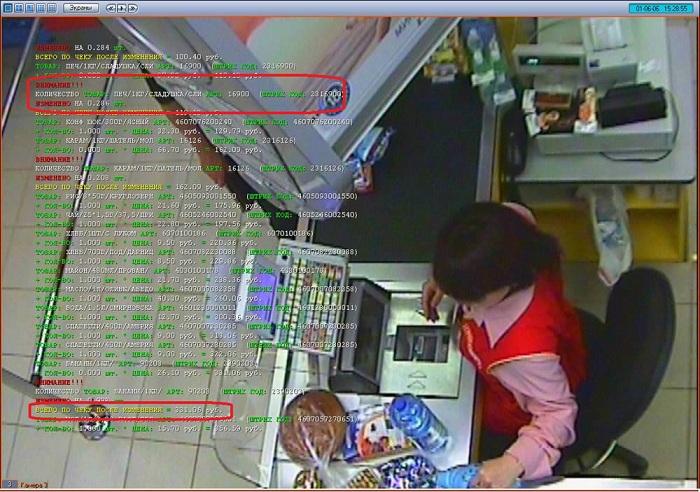 Разъемы для подключений аналоговых камер видеонаблюдения