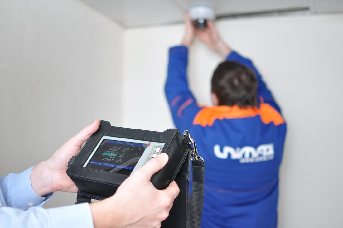 Камера видеонаблюдения вышла из строя почему